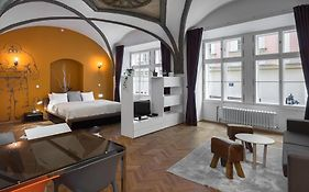 7 Tales Suites Prague