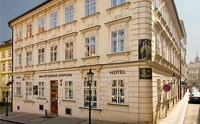 Three Storks Hotel Prague