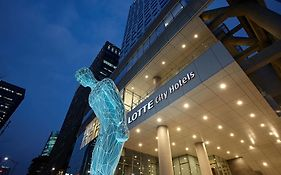 Lotte City Hotel Myeongdong photos Exterior