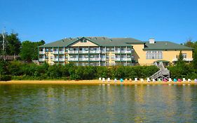 Magnuson Grand Hotel Lakefront Paradise Michigan