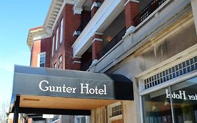 Gunter Hotel Frostburg Md