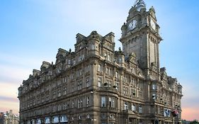 Balmoral Hotel in Edinburgh