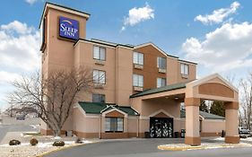 Sleep Inn Lansing Illinois
