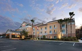 Fairfield Inn & Suites st Augustine i 95