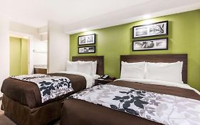 Sleep Inn Flowood Mississippi