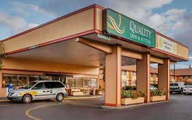 Quality Inn And Suites Airport Medford Or