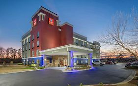 Comfort Suites Wilson North Carolina