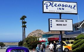 Pleasant Inn Morro Bay Reviews