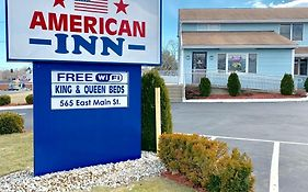 Americas Best Value Inn Branford Ct