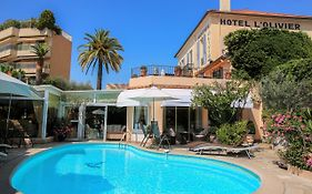 Hotel l Olivier Cannes