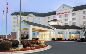 Hilton Garden Inn Roanoke Rapids North Carolina