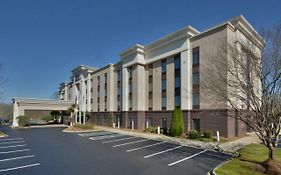 Hampton Inn Clinton Sc