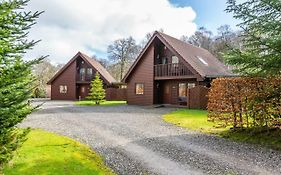 Luxury Lodges Loch Lomond