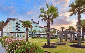 Galvez Hotel in Galveston Texas