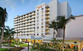 Miami Airport Marriott Courtyard