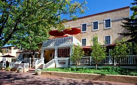 Hotel Chimayo Santa fe New Mexico