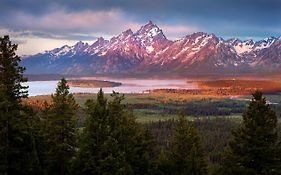 Jackson Lake Lodge Grand Teton