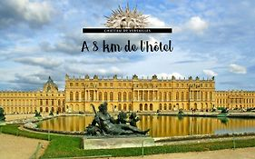 H?tel Best Western The Wish Versailles à Guyancourt