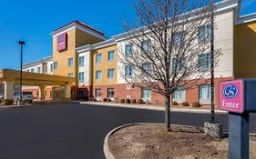 Comfort Inn And Suites Cincinnati Airport