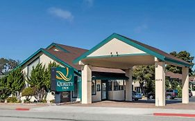 Quality Inn Monterey California