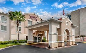 Comfort Suites Downtown Orlando Florida