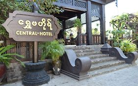 Bagan Central Hotel photos Exterior