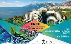 Antalya Rixos Downtown