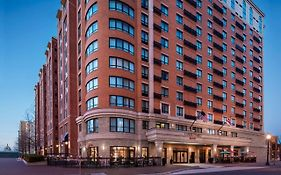 Marriott Courtyard Navy Yard