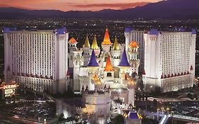 Excalibur Hotel in Las Vegas Nevada
