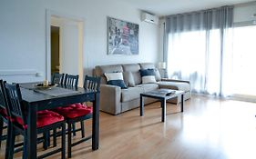 Mistral Rambla 1 Bedroom Apartment With Terrace Barcelona