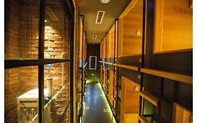 Khan Hoang Capsule Hotel (Adults Only) photos Exterior