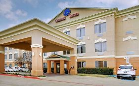 Comfort Suites Roanoke Tx