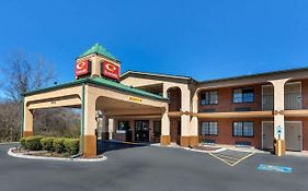 Econo Lodge Nashville Tennessee