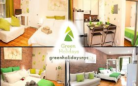 Green Holidays Apartments