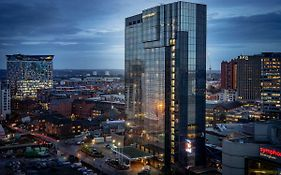 The Hyatt Regency Birmingham