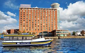 Hyatt Harborside Hotel Boston