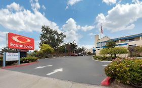 Econo Lodge Bay Breeze Seaside Ca