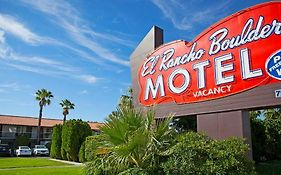 El Rancho Motel Boulder City Nv