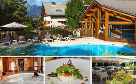 Hotel Les Peupliers Embrun