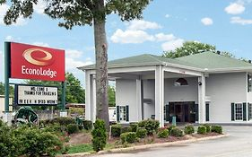 Econo Lodge Eufaula Alabama