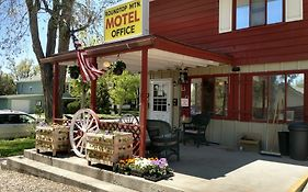 Roundtop Mountain Motel Thermopolis