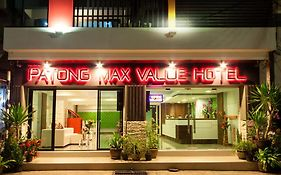Patong Max Value Hotel 3 ***