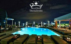Royal Hotel Thessaloniki photos Exterior