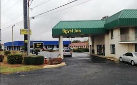 Royal Inn At Usc And Fort Jack