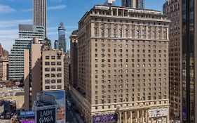 Pennsylvania Hotel New York City