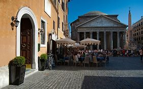 Hotel Sole Al Pantheon Rome 4*