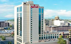 Marriott Downtown Anchorage Alaska