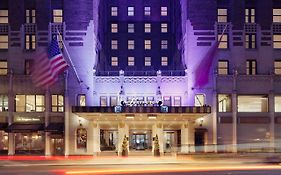 Lexington Hotel in Manhattan