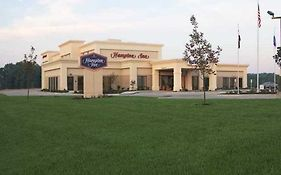 Hampton Inn Clinton Missouri