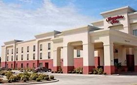Hampton Inn Cleveland Ms